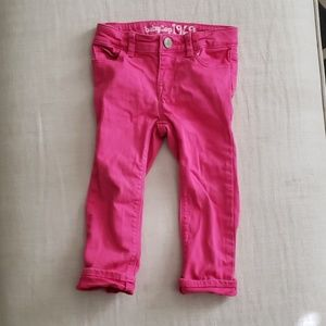 🎀 Baby Gap 🎀 1969 pink jeans
